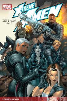 X-Treme X-Men (2001) #35