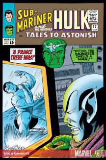 Tales to Astonish (1959) #72