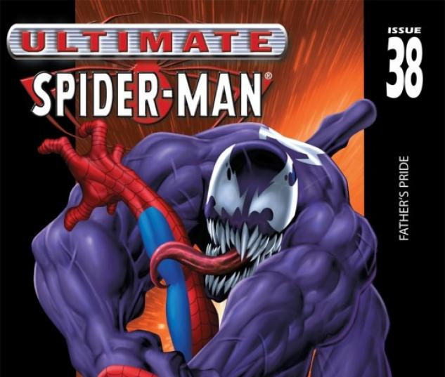 ULTIMATE SPIDER-MAN #38