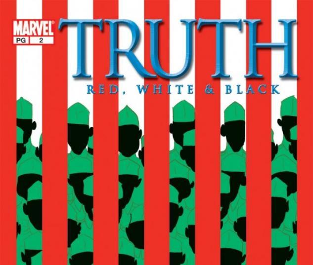 Truth: Red, White & Black #2