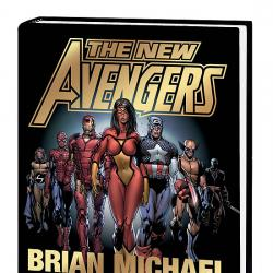 NEW AVENGERS VOL. 1 HC BENDIS #0