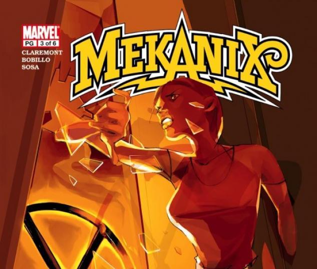 X-Treme X-Men: Mekanix (2001) #3