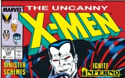 Uncanny X-Men (1963) #239