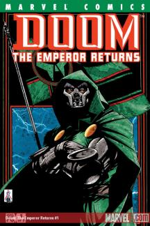 Doom: The Emperor Returns (2001) #1