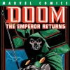 DOOM: THE EMPEROR RETURNS #1 COVER