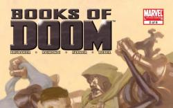 BOOKS OF DOOM (2007) #2 COVER