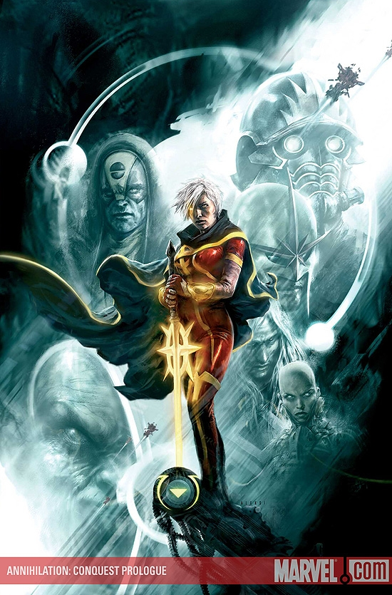 Annihilation: Conquest Prologue (2007) #1