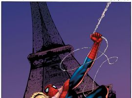 SPECTACULAR SPIDER-MAN (2006) #24 COVER