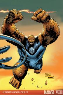 Ultimate Fantastic Four (2003) #57