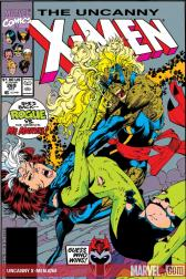 Uncanny X-Men #269 