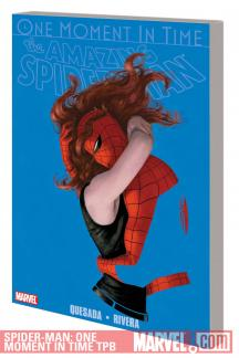 Spider-Man: One Moment in Time (Trade Paperback)
