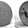 Marvel Select First Avenger Cap's Shield From Diamond Select Toys