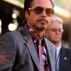 Robert Downey, Jr. at the Captain America: The First Avenger world premiere