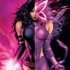 Psylocke by Greg Land