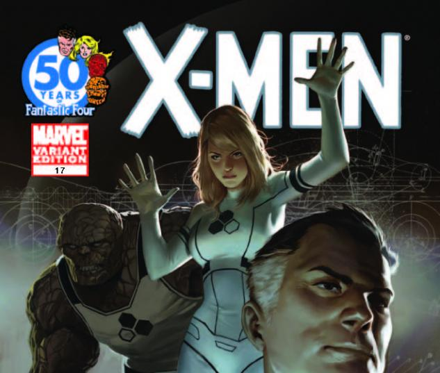 X-MEN 17 FF 50TH ANNIVERSARY VARIANT