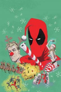 Deadpool Max X-Mas Special #1