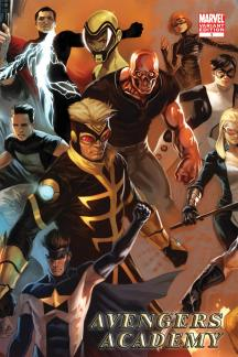 Avengers Academy (2010) #1 (DJURDJEVIC VARIANT)