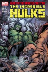 Incredible Hulks #631 