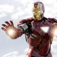 Iron Man (Robert Downey Jr.) in Marvel's The Avengers