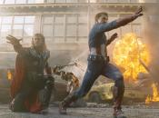 Marvel's The Avengers Clip- Cap & Thor Battle