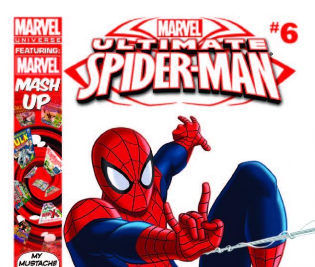 MARVEL UNIVERSE ULTIMATE SPIDER-MAN 6