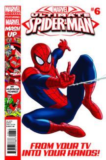 Marvel Universe Ultimate Spider-Man #6