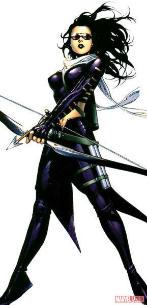 Hawkeye (Kate Bishop) by Jim Cheung