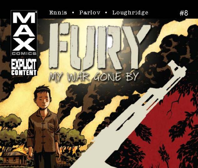 FURY MAX 8
