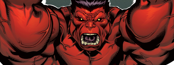 Thunderbolts Files: Red Hulk