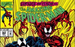 Amazing Spider-Man (1963) #362 Cover