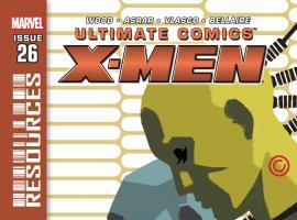 ULTIMATE COMICS X-MEN 26 (WITH DIGITAL CODE)