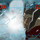 Color storyboard from Marvel's Avengers Assemble featuring Thor