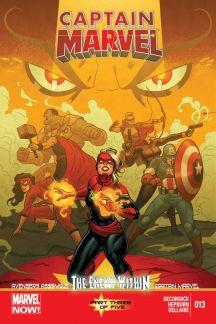 Captain Marvel #13