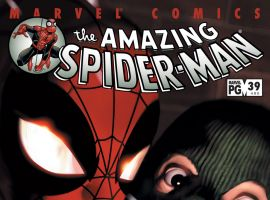 Amazing Spider-Man (1999) #39 Cover