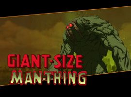 Man-Thing in Marvel's Ultimate Spider-Man