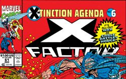 X-Factor (1986) #61