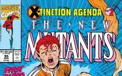 New Mutants (1983) #95