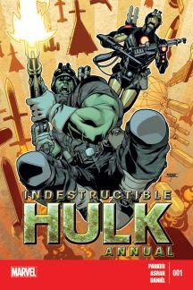 Indestructible Hulk Annual (2013) #1