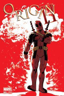 Origin II #1  (Lieber Deadpool Variant)
