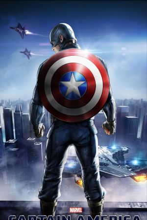 Download Marvel's Captain America: The Winter Soldier - The Official Game now on iOS and Android