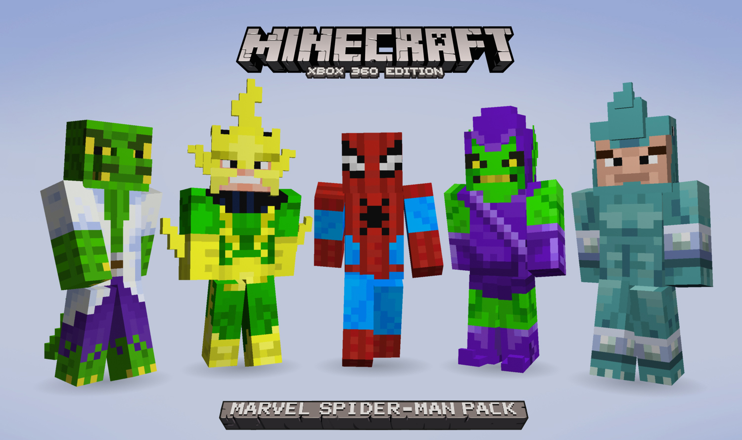 Skin Pack For Minecraft