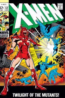 Uncanny X-Men #52