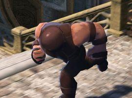 Juggernaut in Marvel Heroes 2015