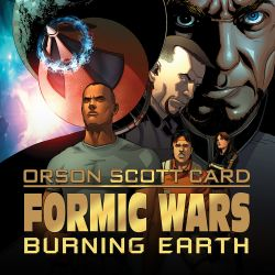 Formic Wars: Burning Earth (2011)