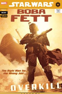 Star Wars: Boba Fett - Overkill #1
