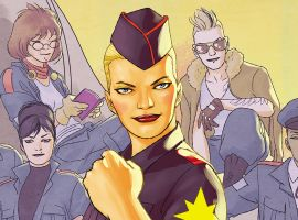Women of Marvel - Ep 52 - Good bye to Kelly Sue