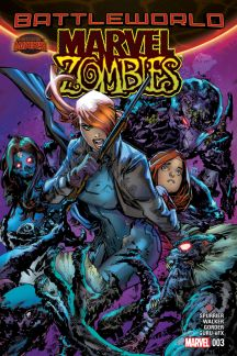 Marvel Zombies #3