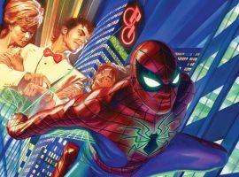 Amazing Spider-Man by Alex Ross