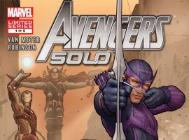 Avengers: Solo (2011) #1 Cover