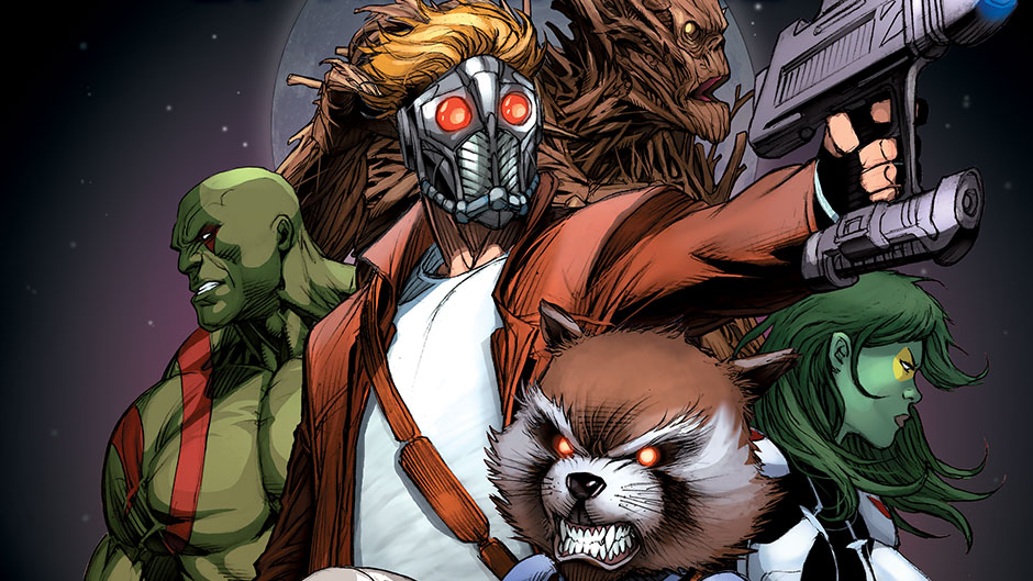 Collect Them All with Guardians of the Galaxy
